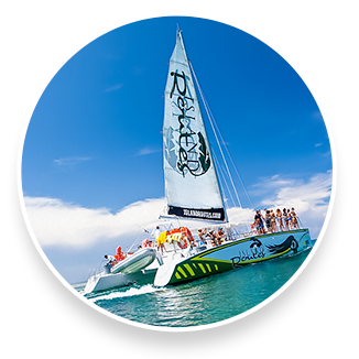AVVENTURE IN CATAMARANO