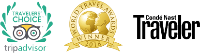 Travelers Choice Trip advisor - World Travel 2018